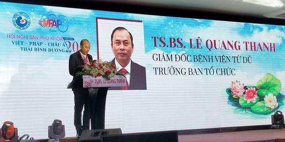 Sen Vàng hân hạnh là nhà tài trợ Hội nghị Sản Phụ khoa Việt Pháp Châu Á Thái Bình Dương- Lần thứ 20